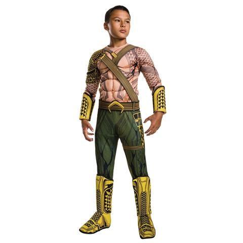 Dawn of Justice Aquaman Costume