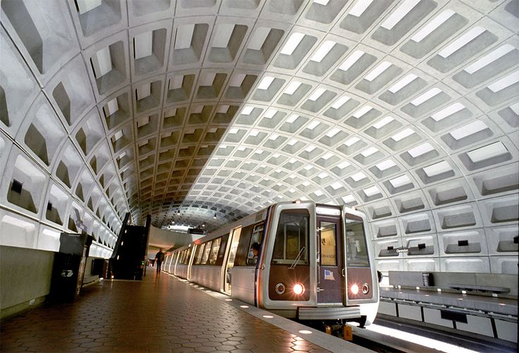Our luxury apartment community is located right by the Huntington Metro Station in Alexandria, VA, making your commute to DC a breeze | The Parker