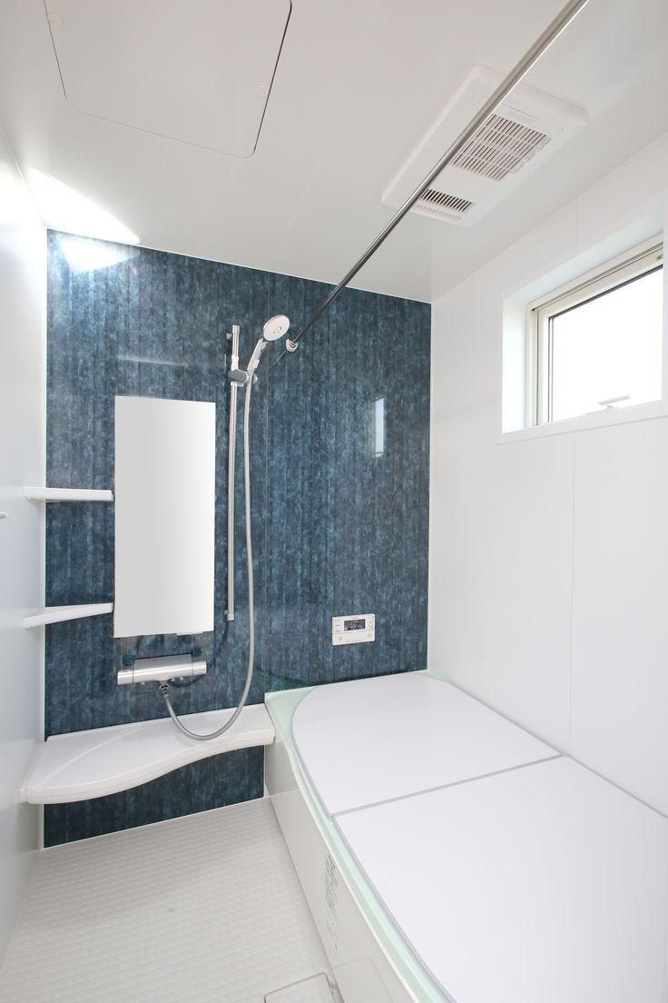 建築実例 浴室 風呂 建築