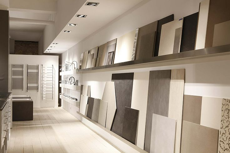 15 best showroom ideas images on pinterest danish for Showroom grohe barcelona