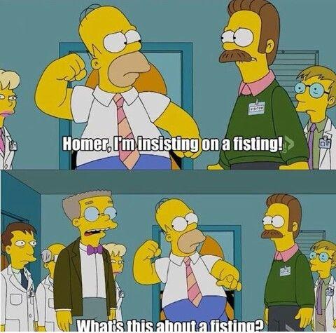Oh my gosh Smithers. - Simpson's