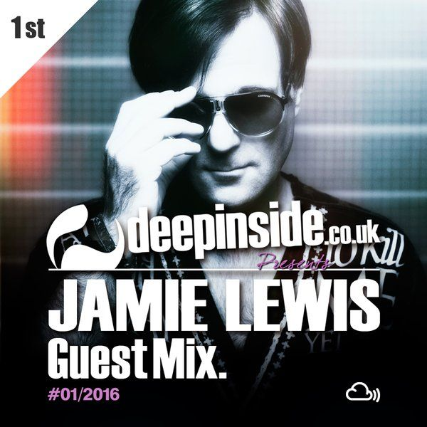 """Check out """"DEEPINSIDE presents JAMIE LEWIS (Exclusive Guest Mix)"""" by DEEPINSIDE Official on Mixcloud #JAMIELEWIS #DEEPINSIDE #House #GuestMix #Mixcloud #Radio"""