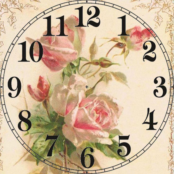 Gallery.ru / Фото #22 - Циферблаты для декупажа часов. - lada45dec
