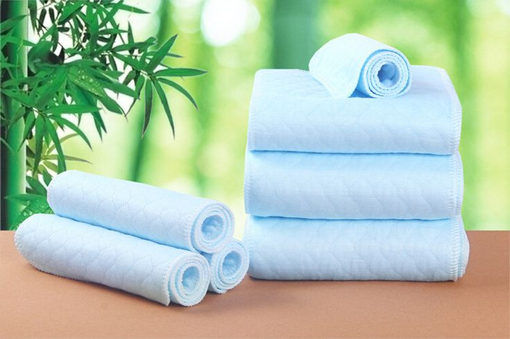 New-Baby-Insect-Liners-Absorbent-Soft-Diaper-Reusable-Nappy-3-6-9-Layers-25