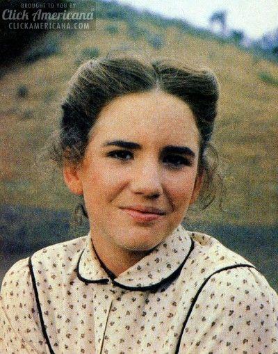 Melissa Gilbert: The Little House star is all grown up (1982)