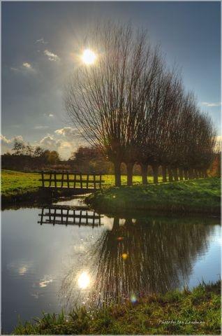 Nature in Papendrecht, Netherlands (very nice november nature) - a photo by hardloperjan (Jan Landman)
