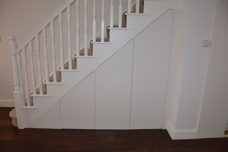 Under stairs work | Lahart Carpentry