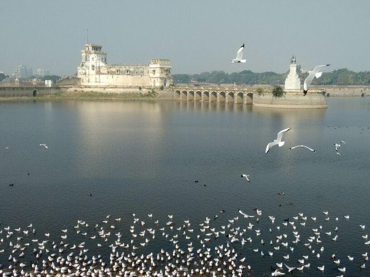 Lakhota lake jamnagar india