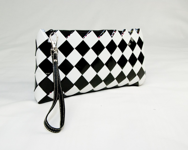 Ladies Recycled Candy Wrapper Purse.  Stunning!! Was on NBC's show REVOLUTION.  Regular 49.00 now take 20% off use code FB20 at www.playfulme.com
