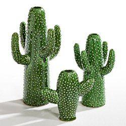 Vases Cactus design Marie Michielssen
