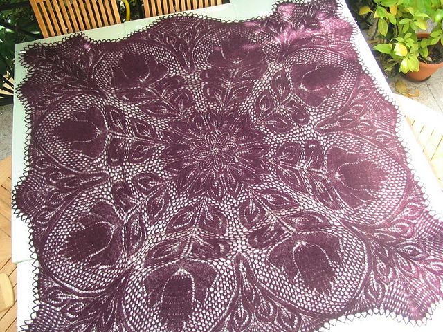 Ravelry: Précieuse project gallery - fil Précieuse des Bergers Cathares