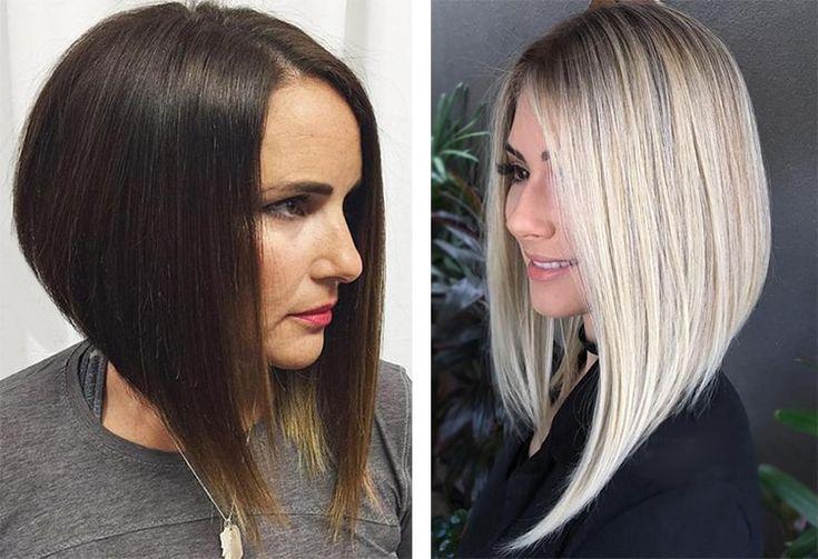 So wählen Sie eine Haarfarbe aus eine kalte oder warme