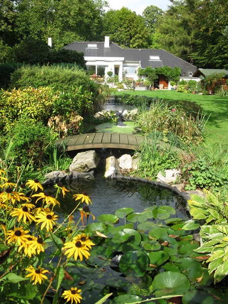 Les 9 meilleures images propos de cr ations entretiens for Architecte exterieur jardin