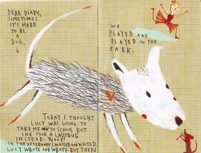 Absolutely adore the work of Sara Fanelli