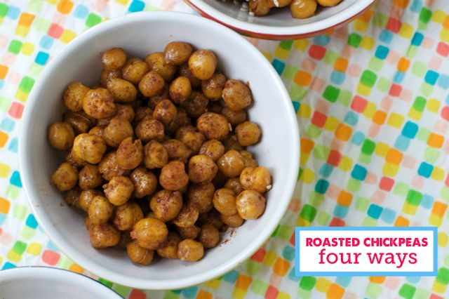 Chickpeas are such a great way to sneak fiber into your diet (don't miss our 10 easy lunch ideas using chickpeas too!)… When it comes to snacks are you a salty person or sweet?  (I'm both – why choose, right?)  Either way, Natalie's got something for you today.   In her continued quest to live …
