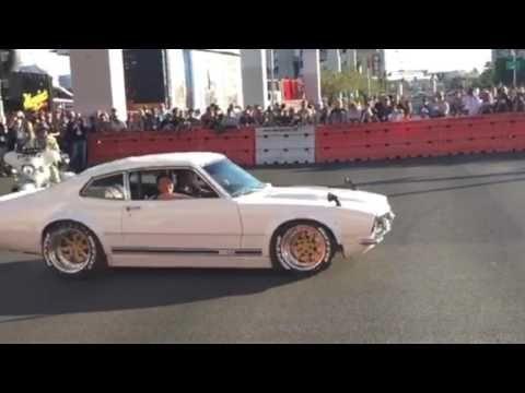 Project Underdog 3: o Ford Maverick de Sung Kang finalmente está pronto - FlatOut!