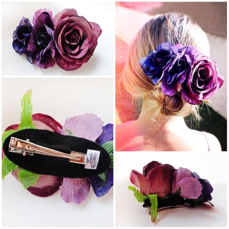 Confiram nossas promoções de acessórios para o cabelo! Todas as peças são bordadas e possuem acabamento em costura para maior durabilidade!! �������� . . Presilha Trio Purple Haze: de R$ 65 por R$ 50 . . ��Visite nossa vitrine elo 7: http://vitrine.elo7.com.br/josephineaccessories ��Entre em contato pelo Direct ou também pelo whats �� (11) 99677-5475. #josephine #daredevil #accessories #acessorios #vintage #pinup #rockabilly #music #musica #love #dance #moda #fashion #style #estilo #folk…