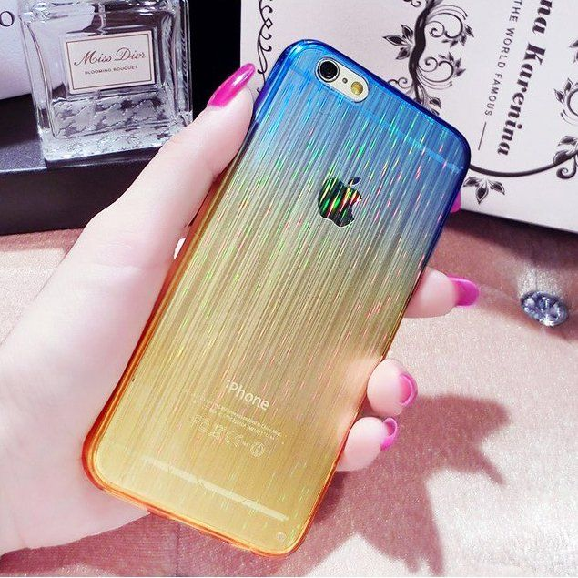 18 Color Changing IPhone Case