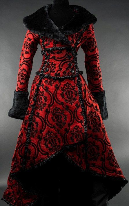 Best 25  Steampunk coat ideas on Pinterest | Steampunk fashion ...