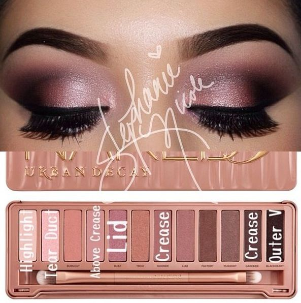Beautiful! Naked 3 Visit my site Real Techniques brushes -$10…