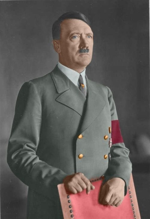 a history of the world war two adolf hitler the nazi dictator of germany Adolf hitler hitler was on the  hitler became head of the nsdap in 1921 which was now known as the nazi party germany had to make a number  world war ii.
