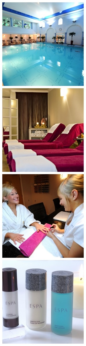 SPA & LEISURE AT CARDEN PARK, #Chester - De Vere Hotels | Carden Park has fantastic spa facilities that make it easy to pamper and spoil special someone. Combine your spa visit with a stay at the hotel which is located in lovely Cheshire countryside | www.cardenpark.co.uk/spa #spa #leisure #fitness