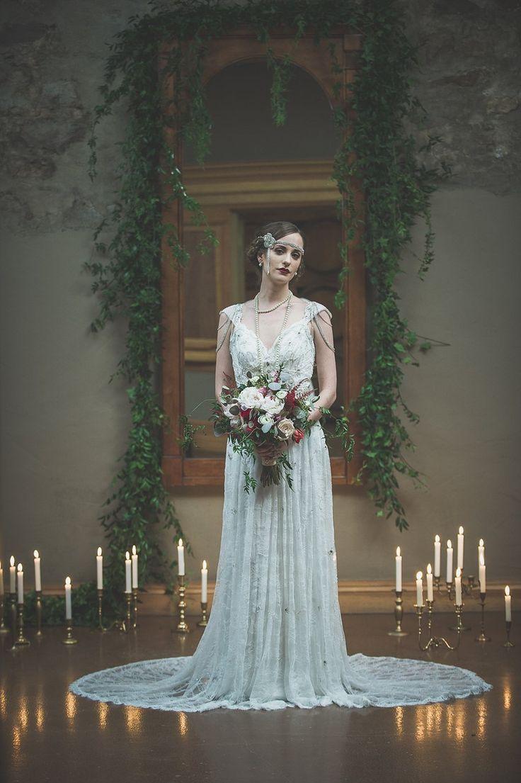 240 best 1920s wedding images on pinterest 1920s wedding weddings glamorous gatsby inspiration for a 1920s wedding theme junglespirit Choice Image