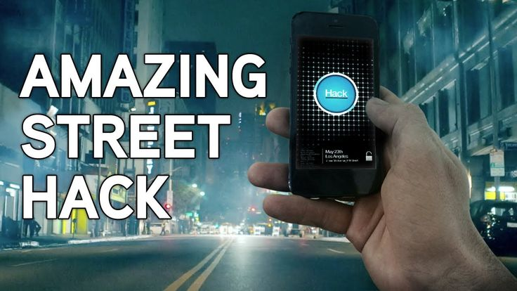 """AMAZING STREET HACK for WATCH DOG """"APP DESIGN AND INTEGRATION"""""""