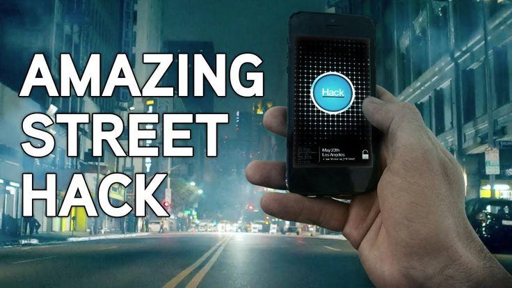 Watch Dogs Prank: Amazing Street Hack