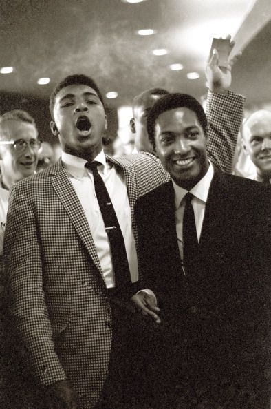 Muhammad Ali and Sam Cooke | RIP