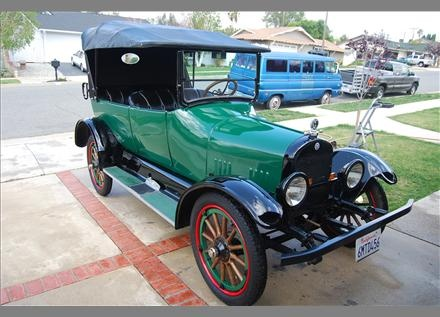 1917 Dort Touring Car
