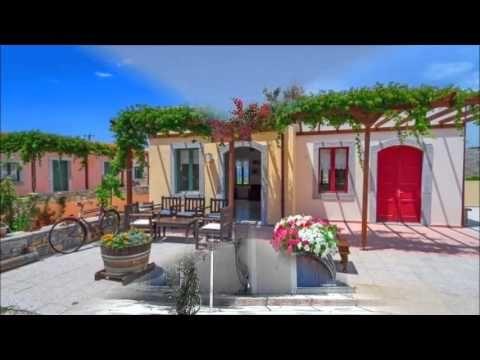 Desain Rumah Bersejarah Masyarakat Yunani