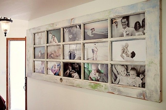 24 Ways to Hang Your Favorite Prints and Photos via Brit + Co.