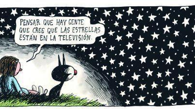Estrellas - el humor de Liniers-