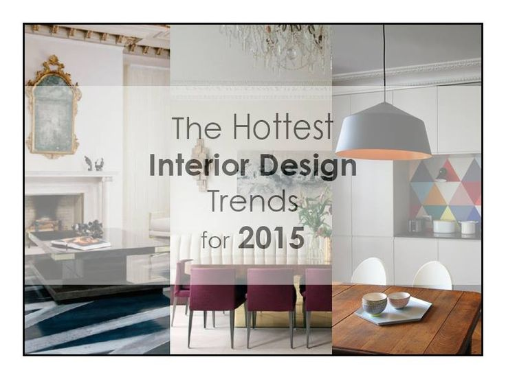 The Hottest Interior Design Trends By Nina Magon Of Contour
