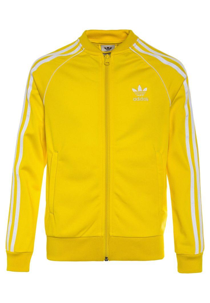 adidas Originals Verryttelytakki - yellow - Zalando.fi