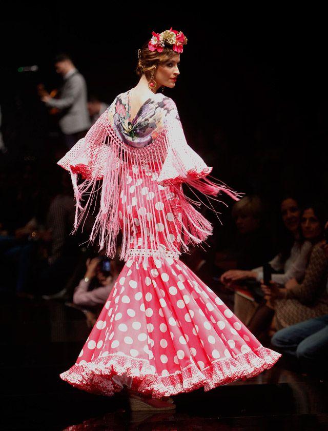 Mejores 103 imágenes de Flamencas en Pinterest | Moda flamenca ...
