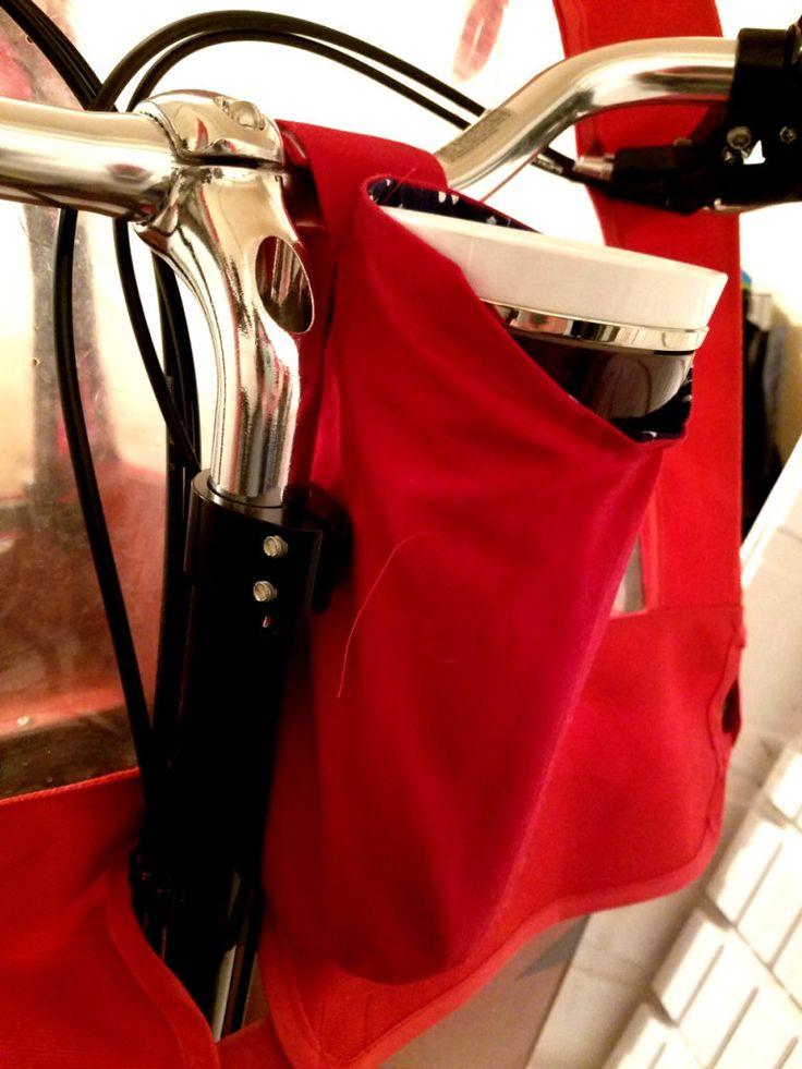 Bike Cup Holder – Java & Thread