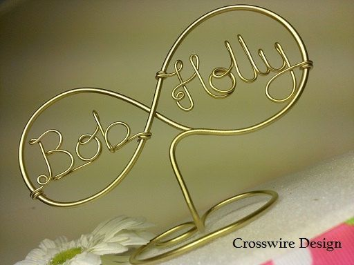 17 Best Wire Letters Images On Pinterest Wire Letters Wire Crafts