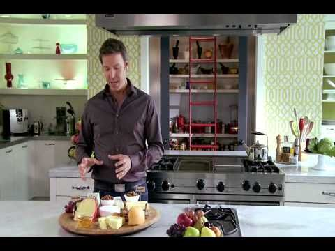 Ricardo - Preparing a cheese platter - How-To Recipe Videos - Cheese Channel | All You Need is Cheese  #CDNcheese #simplepleasures