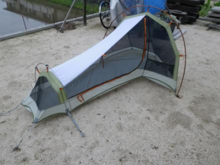 Mountain Hardwear Sprite 1 Ultralight Solo Tent & 102 best Tents tarps and teepees images on Pinterest | Hiking ...