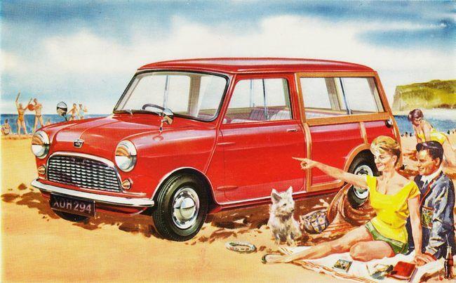1967 Austin Countryman Mk II