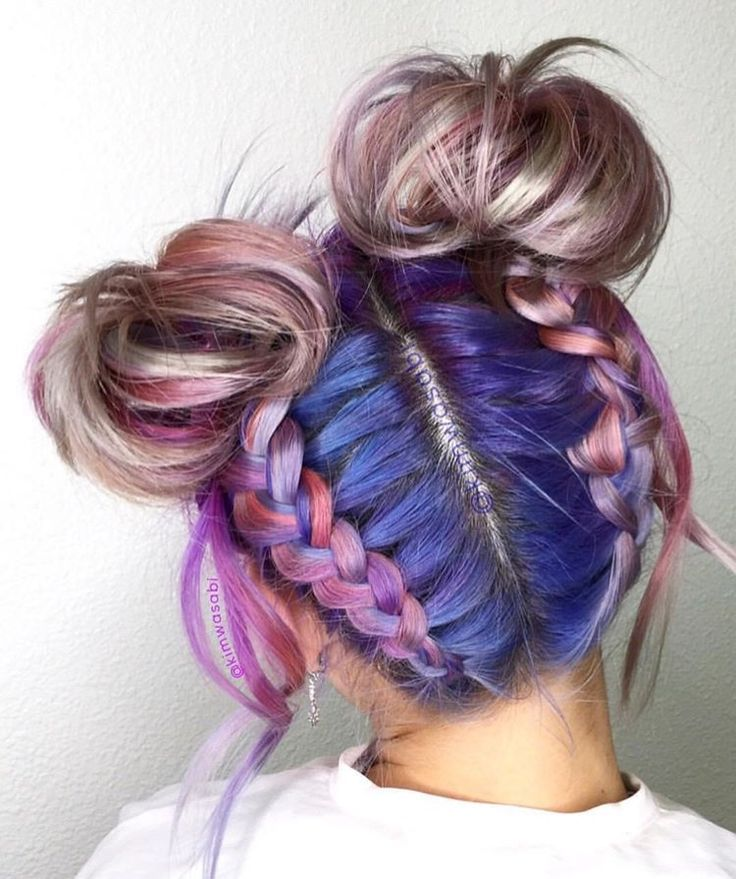 funky hair colors ideas