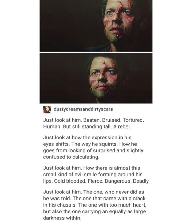 supernatural tumblr post cas castiel destiel