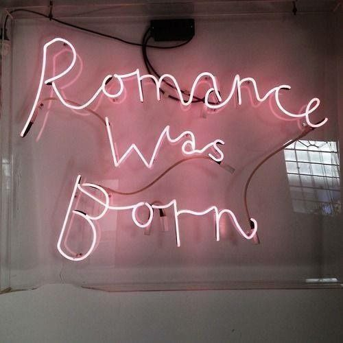 Romance was born 💞