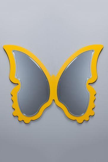 Bysehpacı Kelebek Aynalar H.sarı
