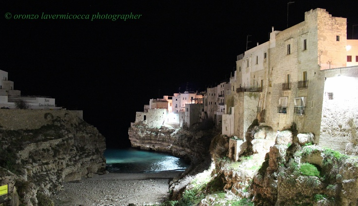 Polignano is magic.....