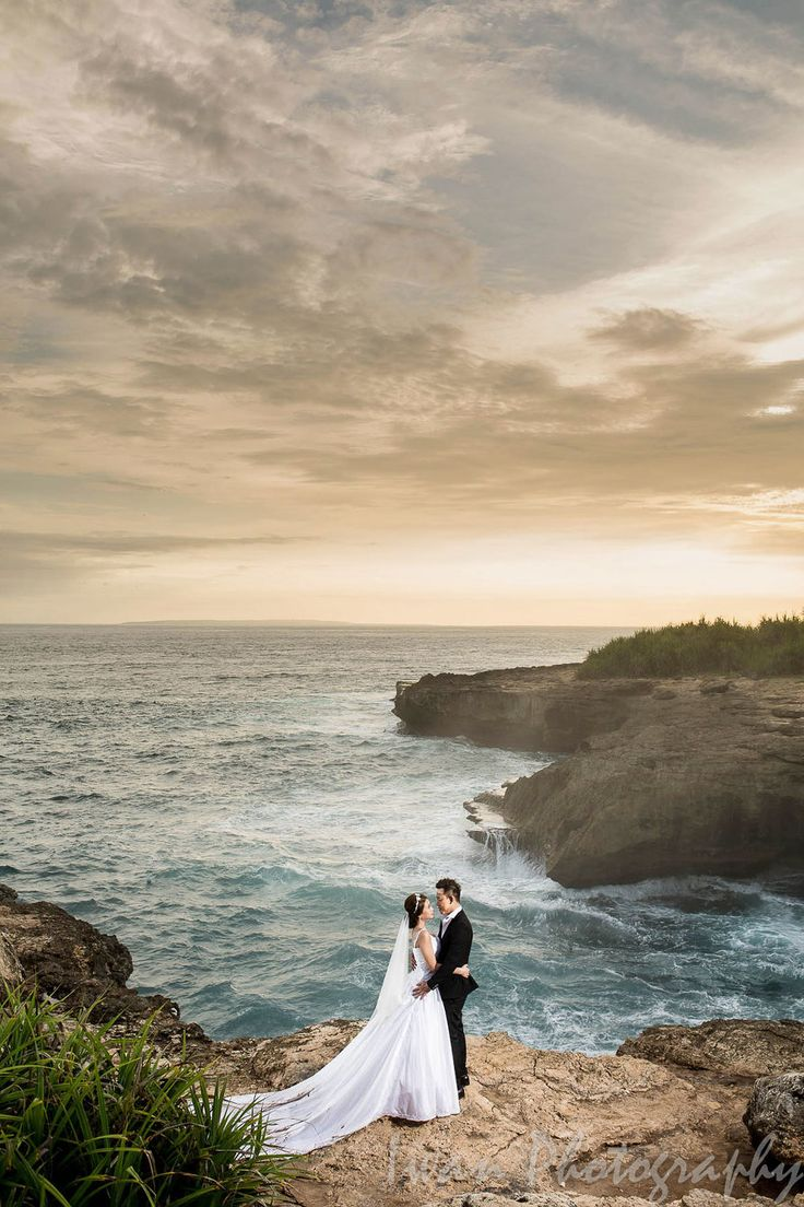 Pre Wedding in Lembongan Island