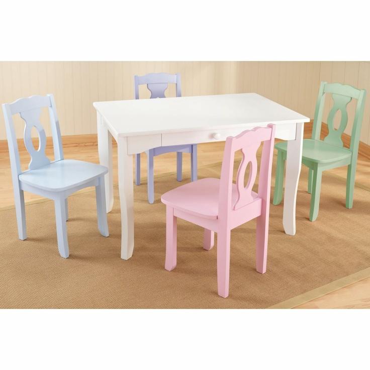 KidKraft Brighton White Table - Create Your Own Set ...