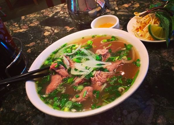 Exactly what you need to beat the cold - best pho in Montreal